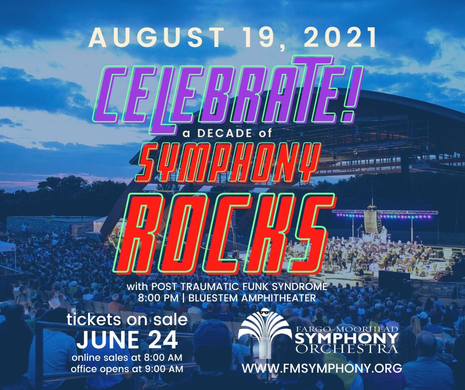 Celebrate Symphony Rocks